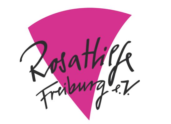 Rosa Hilfe Freiburg e.V. - Logo