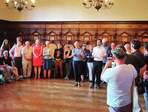CSD Empfang 2019 - Stadt Freiburg