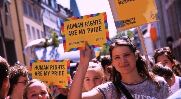 Queer Amesty Freiburg 2019